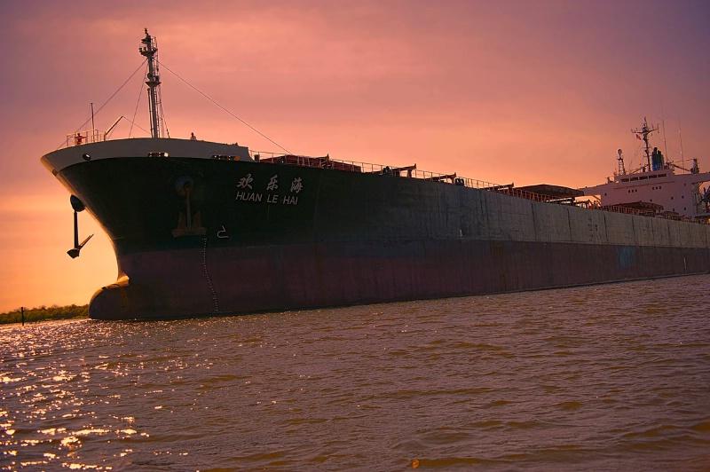 Foreign Ship