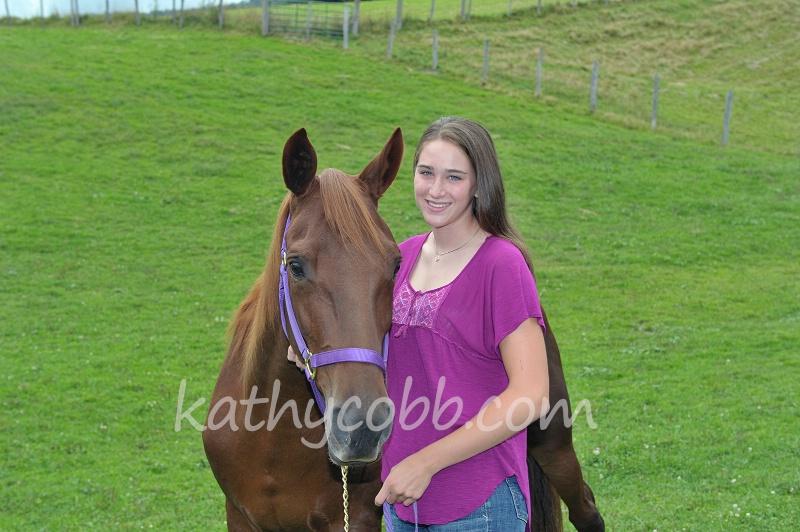 01 caitlin s senior 2014 - ID: 14093278 © Kathy Cobb