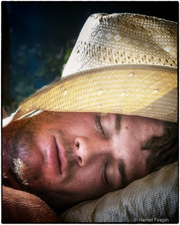 mg 7056 Oversleeping Cowboy