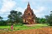 Acient Bagan Pago...