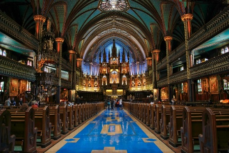 Notre Dame - An Inside View