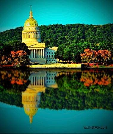 Wv state capital