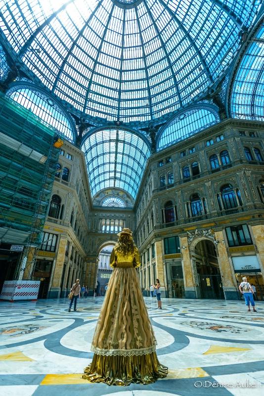 Mime Galleria Umberto Naples - ID: 14116391 © Denise Aulie