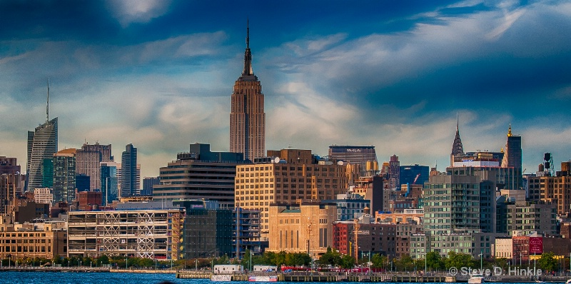 New York To Me (HDR)