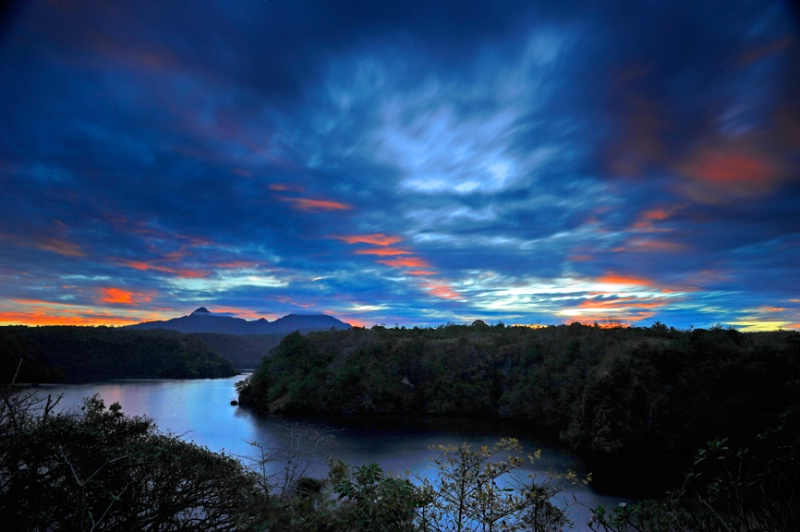 Morning of Papua New Guinea - ID: 14123051 © Kyaw Kyaw Winn