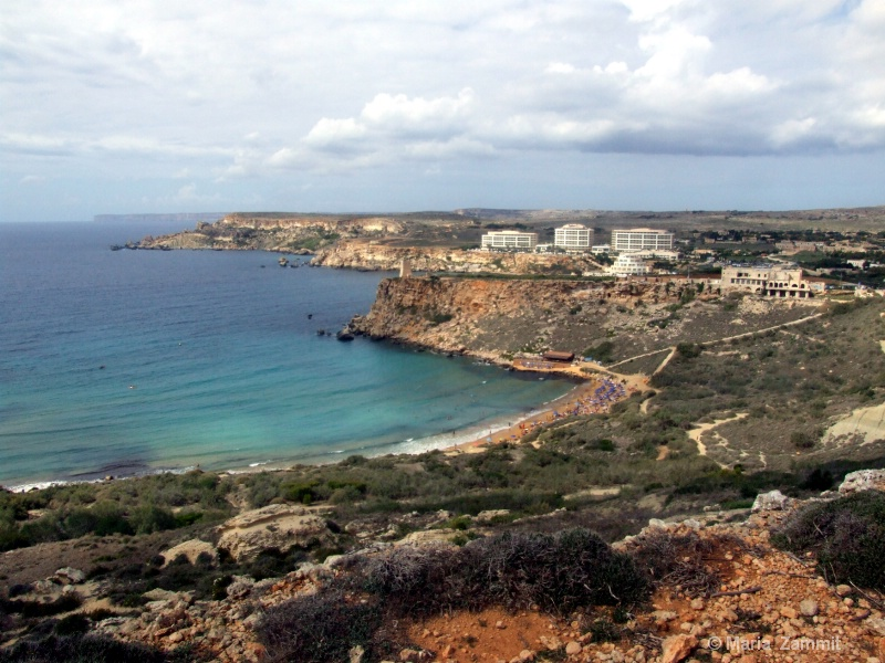 Golden Sands, Malta