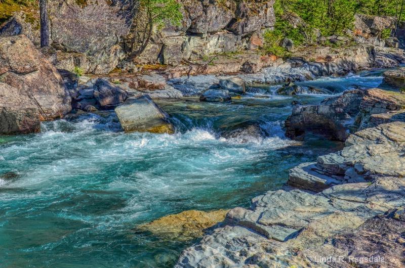 flowing stream - ID: 14130452 © Linda R. Ragsdale