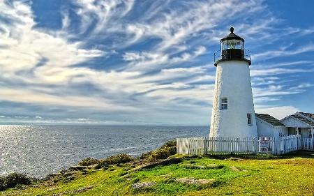 Along The Maine Coast