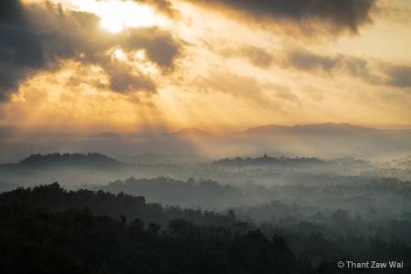 Divine Morning II
