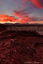 Red Desert Ruins
