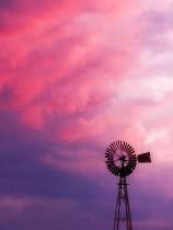 Storm Sky on the Prairie
