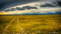 Prairie on the Blackfeet Reservation, Montana 2