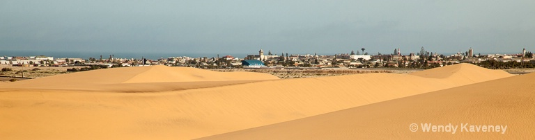The Seaside City of Swakopmund - ID: 14195427 © Wendy Kaveney
