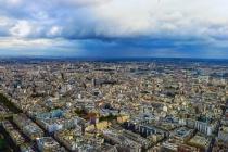 A Towering view of Paris