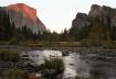 El Cap at Sundown