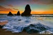RODEO BEACH SUNSE...