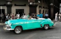 Early 1950's Chevrolet;  Havana, Cuba
