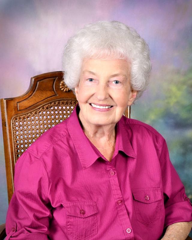 A Beautiful Grandma
