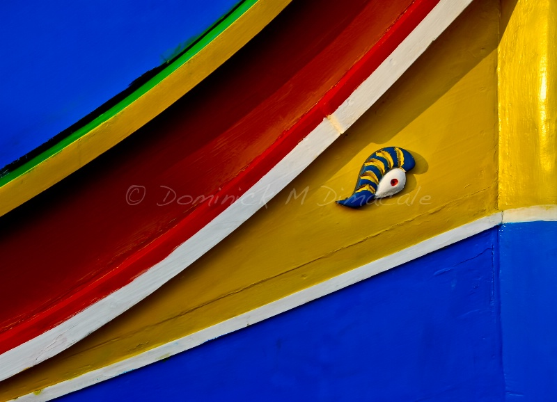 ~ ~ COLOURS AND AN EYE ~ ~
