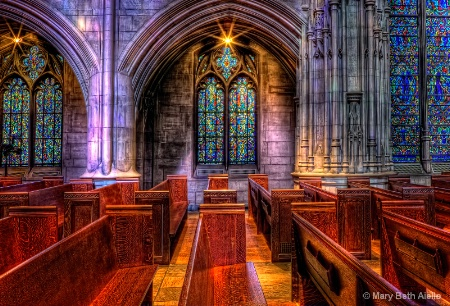 Splendor of Heinz Chapel