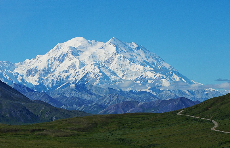 Mt. McKinley from Denali National Park - ID: 14245431 © William S. Briggs