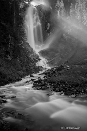 Iffigbach Waterfall
