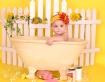 Bath time fun
