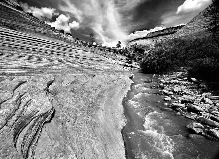 Zion NP, Utah - ID: 14249666 © Frank Silverman