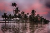 Sunset on an Isla...