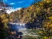 Cumberland Falls ...