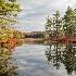 © Anne E. Ely PhotoID # 14257421: Harvard Pond, Petersham, MA