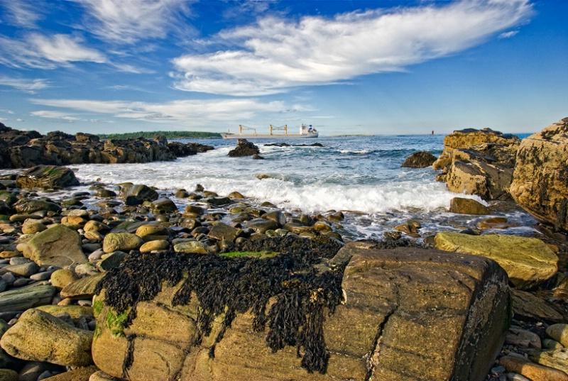 Portland Harbor, Maine - ID: 14261715 © Frank Silverman