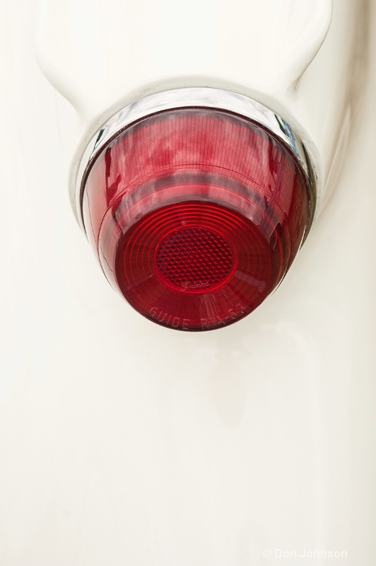 Tail Light - ID: 14269165 © Don Johnson