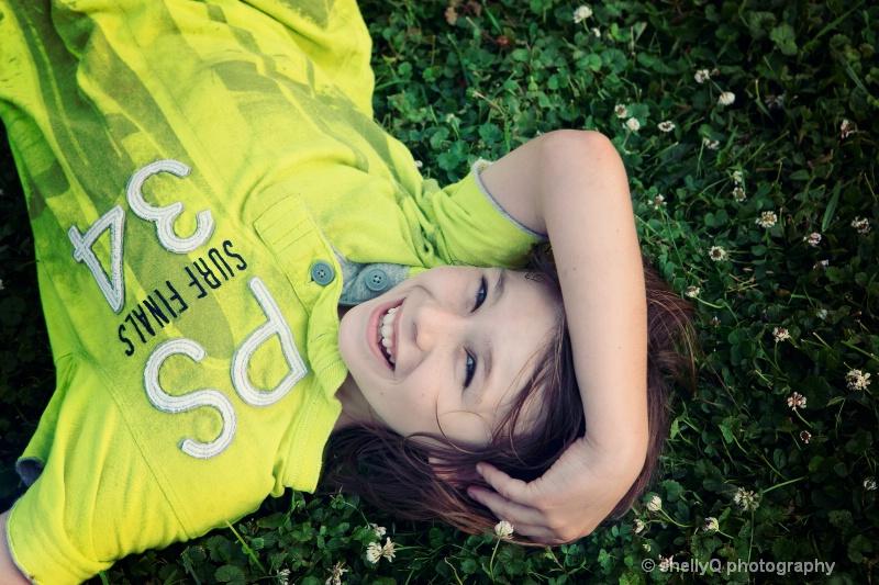 Green Pre-Teen