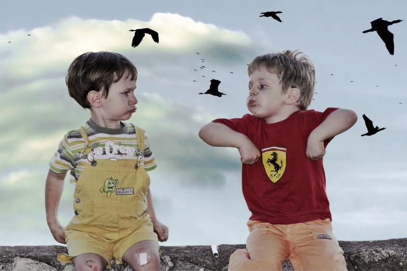 I'll teach you to fly..