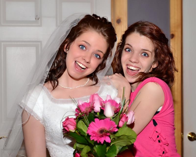 My silly girls