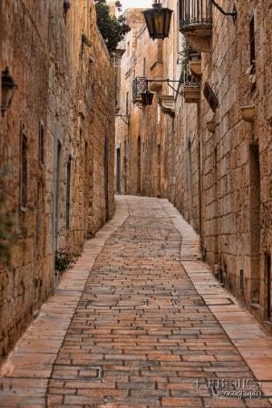 Medina Alleyway