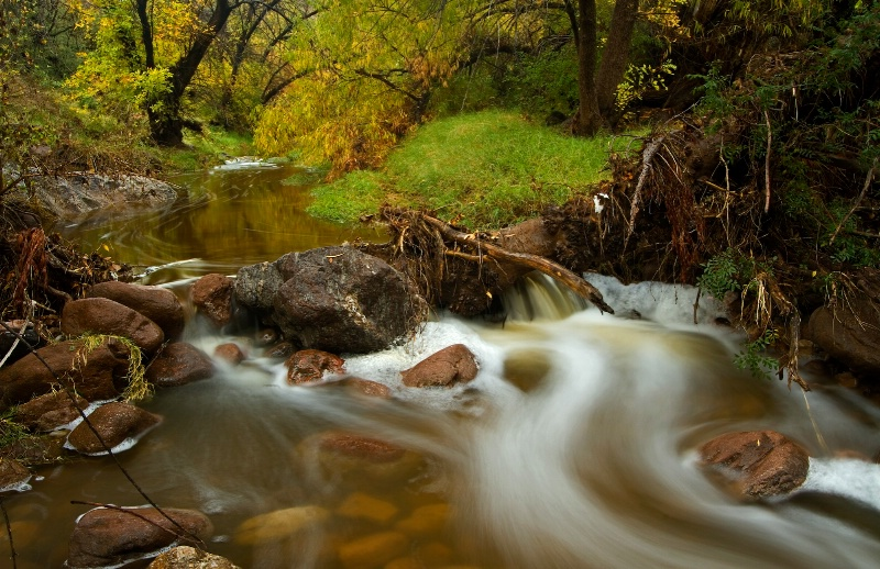 Peaceful Autumn Morning