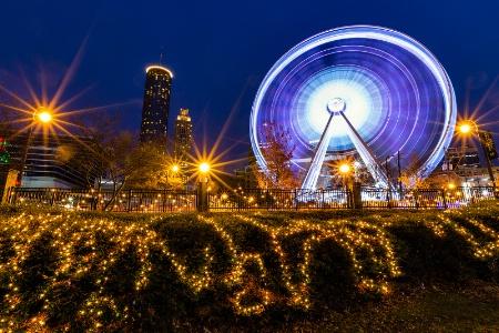 Atlanta's Ferris Wheel