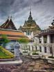 Wat Pho Temple Ga...