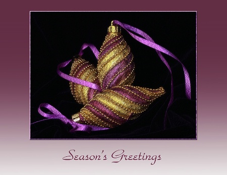 Season's Greetings