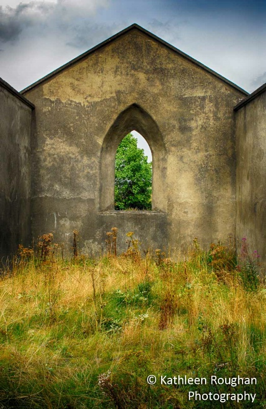 Old Church - ID: 14311836 © Kathleen Roughan