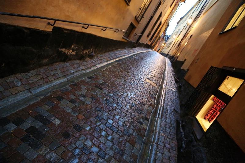 The Priest's Street