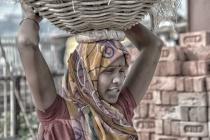 INDIA6131/  no wheelbarrows