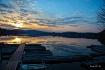 Echo Bay Sunset