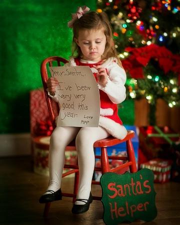 Dear Santa,