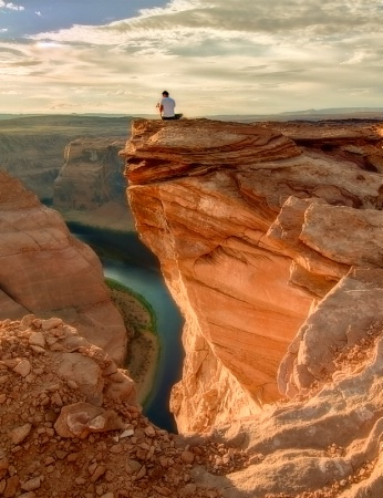 Sittin' on top of the world