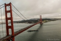 Spanning the Bay