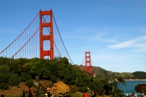 Golden Gate Bridge #1