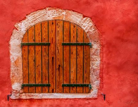 Colors of Roussillon, Provence